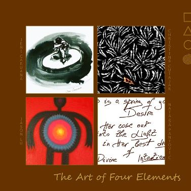Art of 4 Elements: Discover Alchemy through Poetry, Alchemy of love mindfulness training book 1
